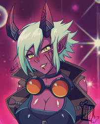 Demon Vi by Hinata1495