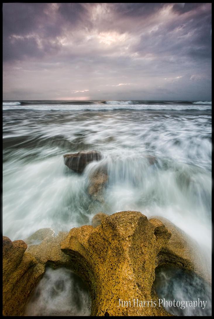 Seaside Drama,, by jaharris1701