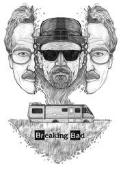 The Birth of Heisenberg by JoeAngelillo