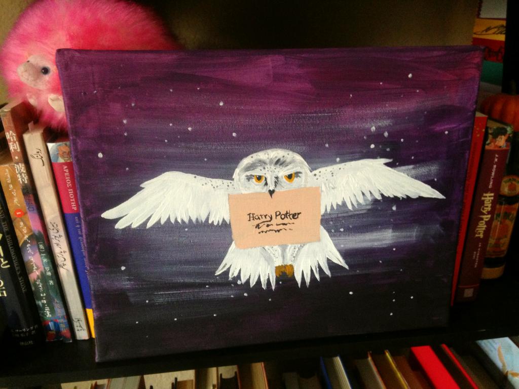 Hedwig by MissingHorcrux