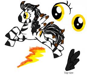 Osprey Pony OC for MLP contest