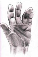 Hand by xLilu