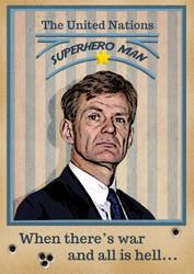 Jan Egeland Poster