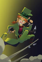 Mad Hatter_Going Mad by pink-ninja
