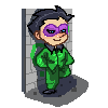 Riddler Pixel_01 by pink-ninja