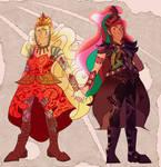 Dragon Games!