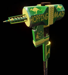 Hopping Mad - Killing Floor 2 Weapon Texture