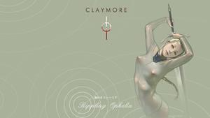 Claymore Ophelia by gooloo0-o