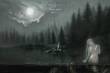 Ophelia of the lake by gooloo0-o
