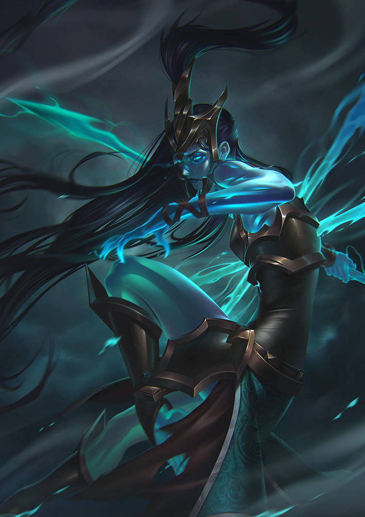 Kalista by gooloo0-o