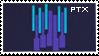Pentatonix Stamp by Mechasupial