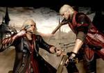 Dante VS Nero