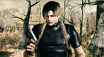 Leon Kennedy RE 4 by YaninaJohnson