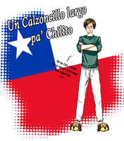 Calzancillos largos pa' Chilito by Anniih