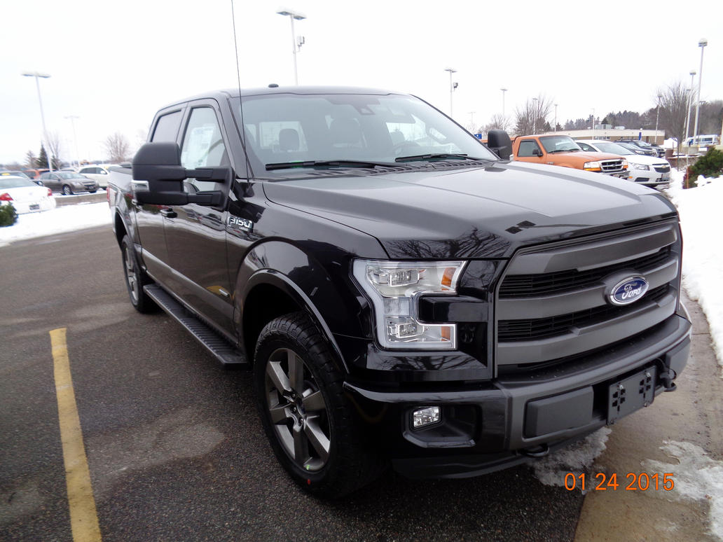 2015 ford f 150 lariat fx4 by eyecrunchyfraug on deviantart. Black Bedroom Furniture Sets. Home Design Ideas