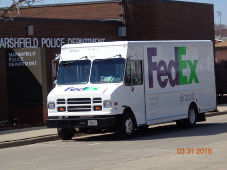 usps,ups,fedx,and dhl trucks favourites by cmpd12 on DeviantArt