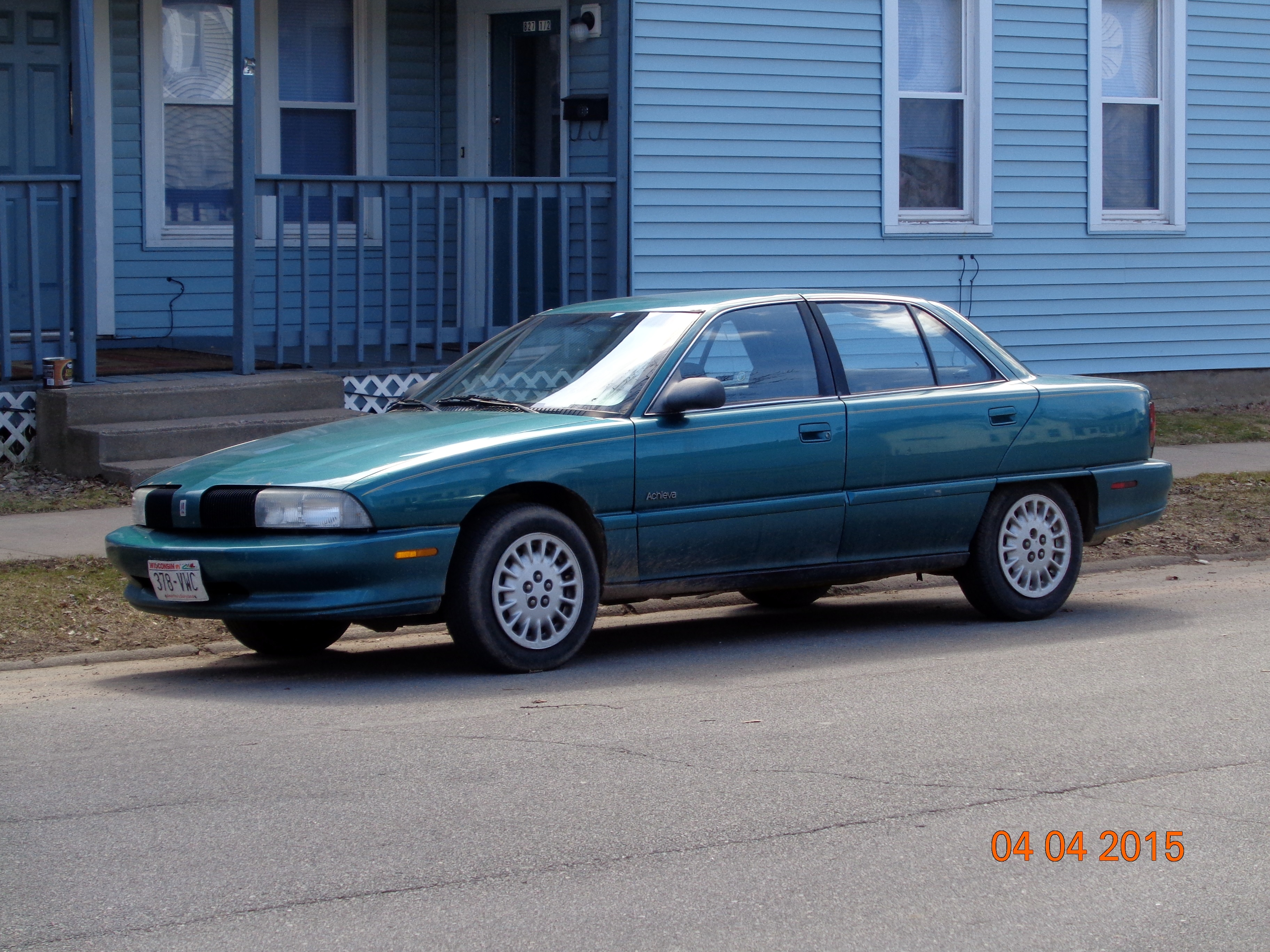 1996 oldsmobile achieva sl by eyecrunchyfraug on deviantart 1996 oldsmobile achieva sl by eyecrunchyfraug on deviantart
