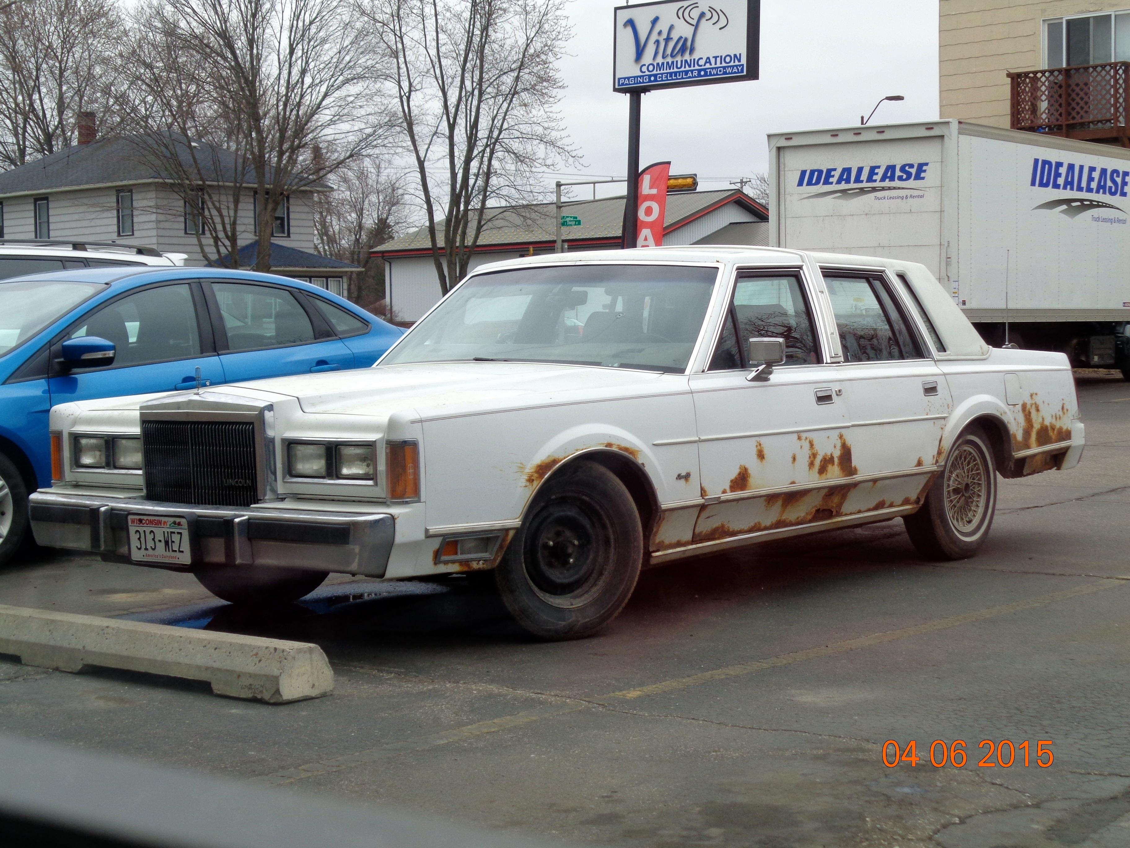 town iv lincoln car cars gta for limousine en