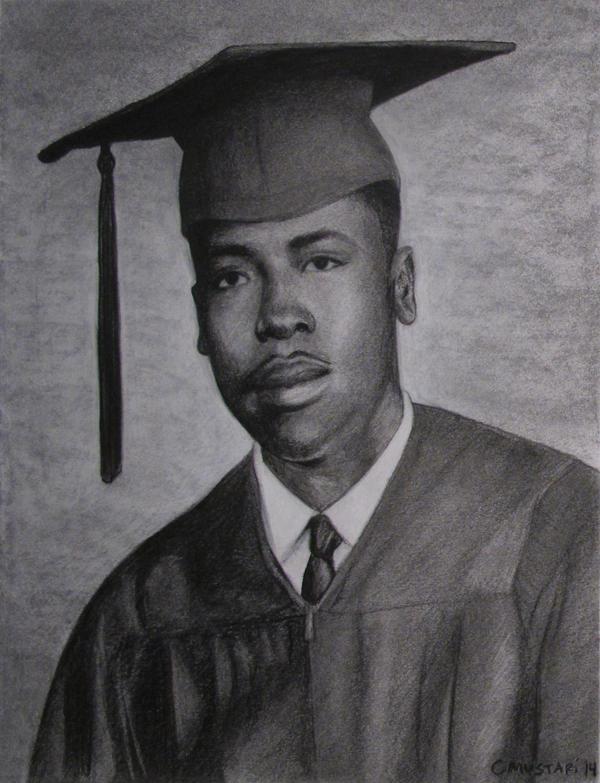 Graduation Portrait by misty911