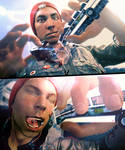 Giant Delsin - Snack Bus