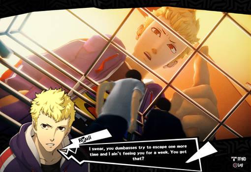Giant Ryuji - Laying down the law