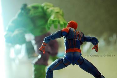 6/365 Raging Hulk