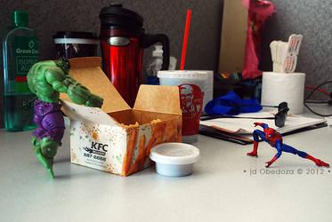 8/365 Snack Box