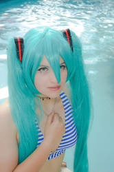 Water Song by Sakuraharunogirl