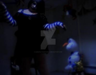FNAF1: Puppet is Human. by xXIkuto-TsukiyomiXx