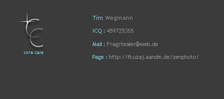 Core Case   Tim Wegmann