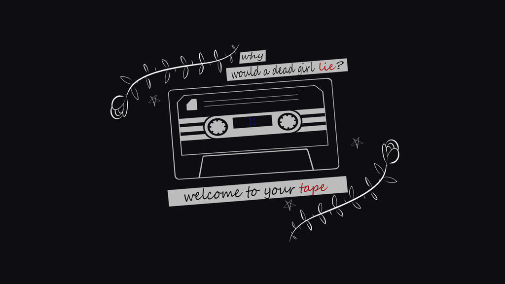 13 reasons why tape 11 by alvenger on deviantart - 13 reasons why wallpaper hd ...