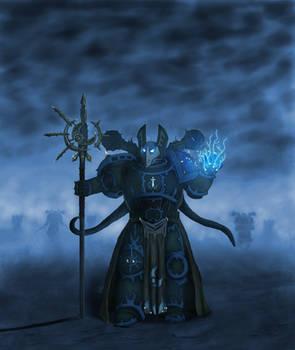 Dark Angel Sorcerer Recolor