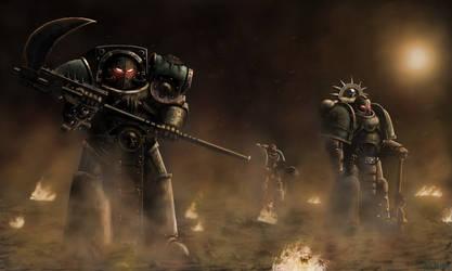 Death Guard by Nemris