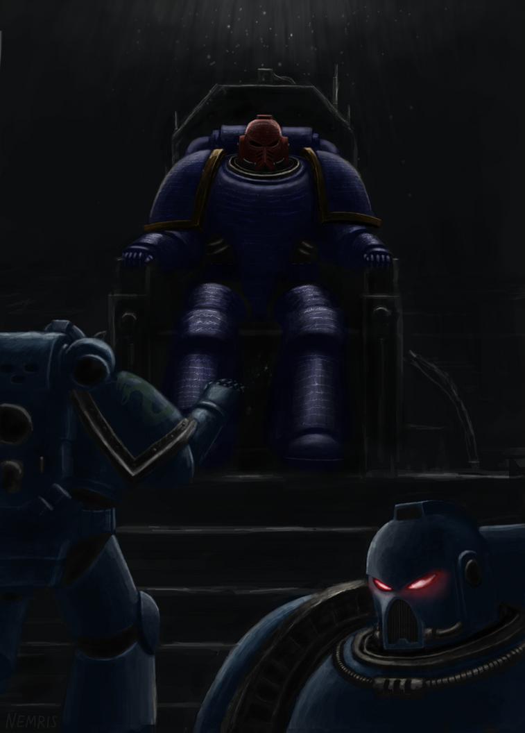 Throne of a Legend by Nemris