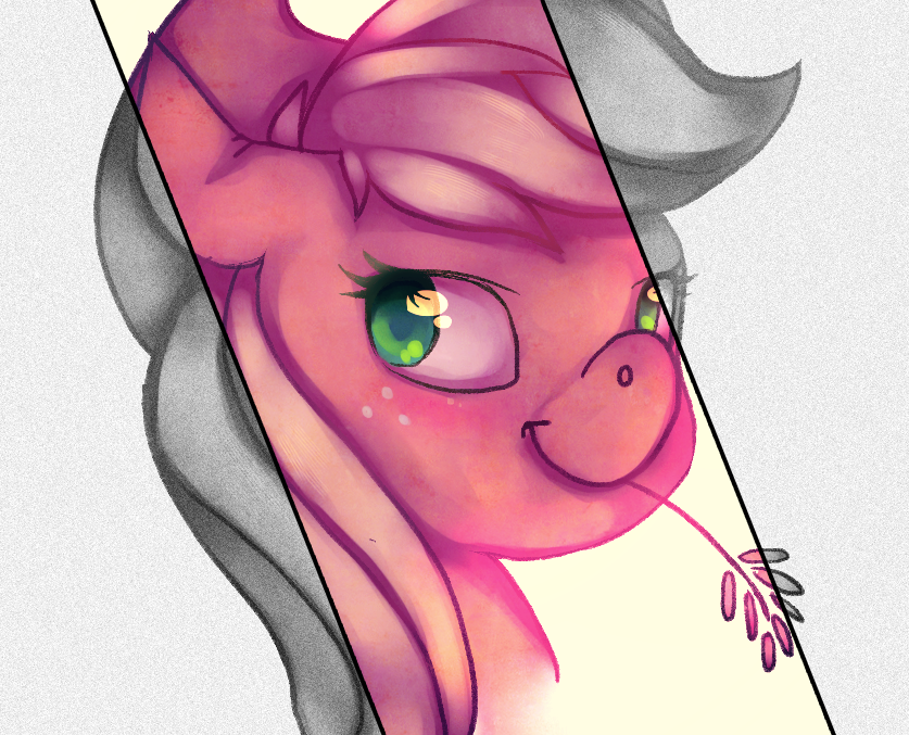 epple pony by cappydarn