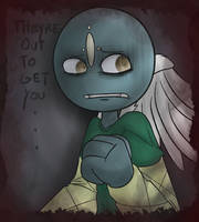 They Don't Really Like you by Brimystone