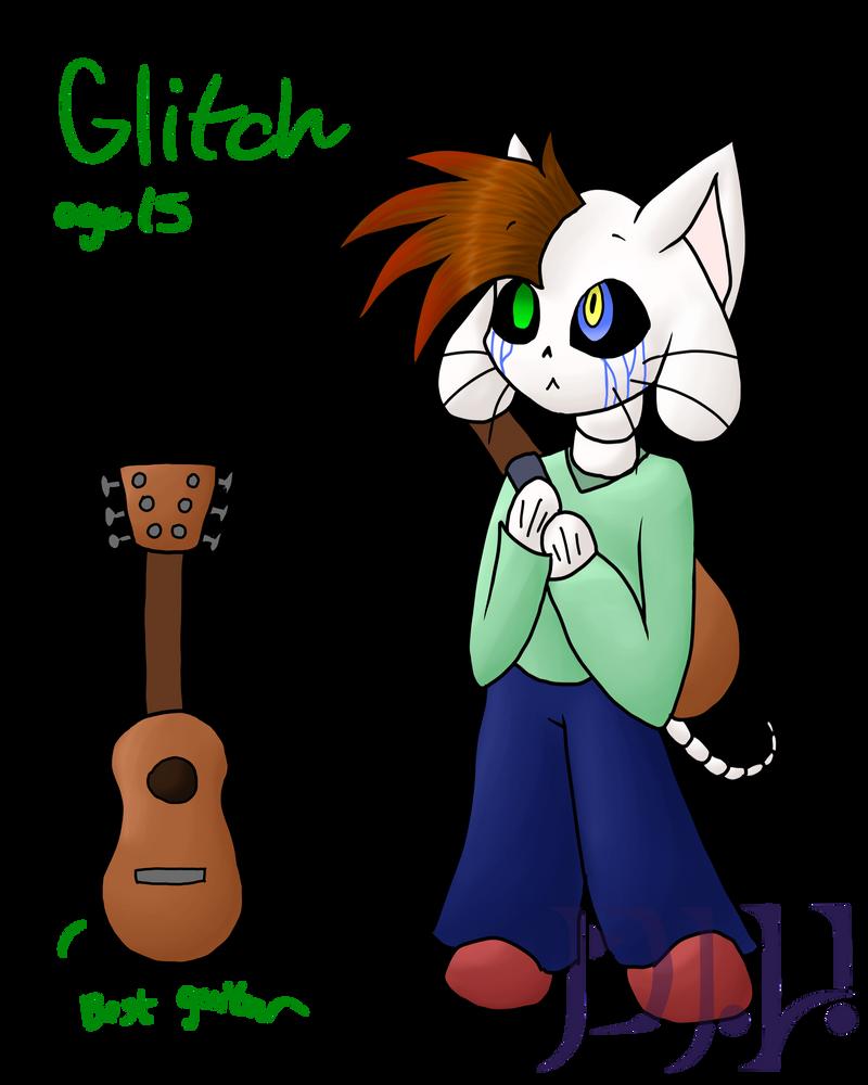 Glitch Update by KittyDragon619