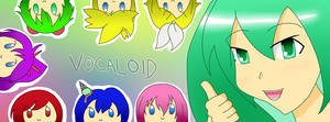 Contest Vocaloid by mayfirerose