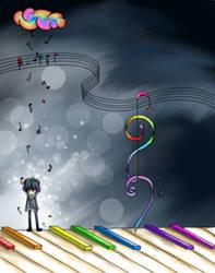 Listen to the Rain by TheOriginalEeyore