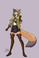 Fancy Fox Fantasy