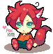 fox kyle-Pixel by giobobobo