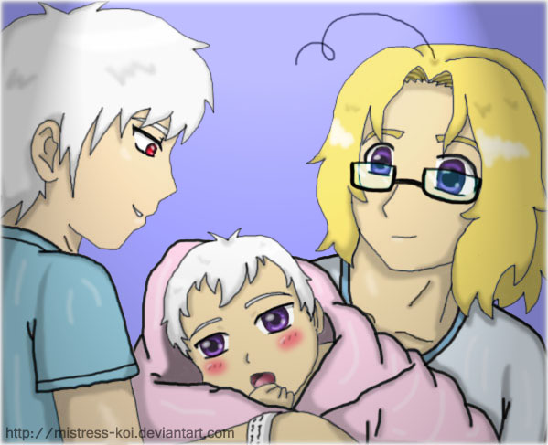 PruCan ::Family:: by Mistress-Koi