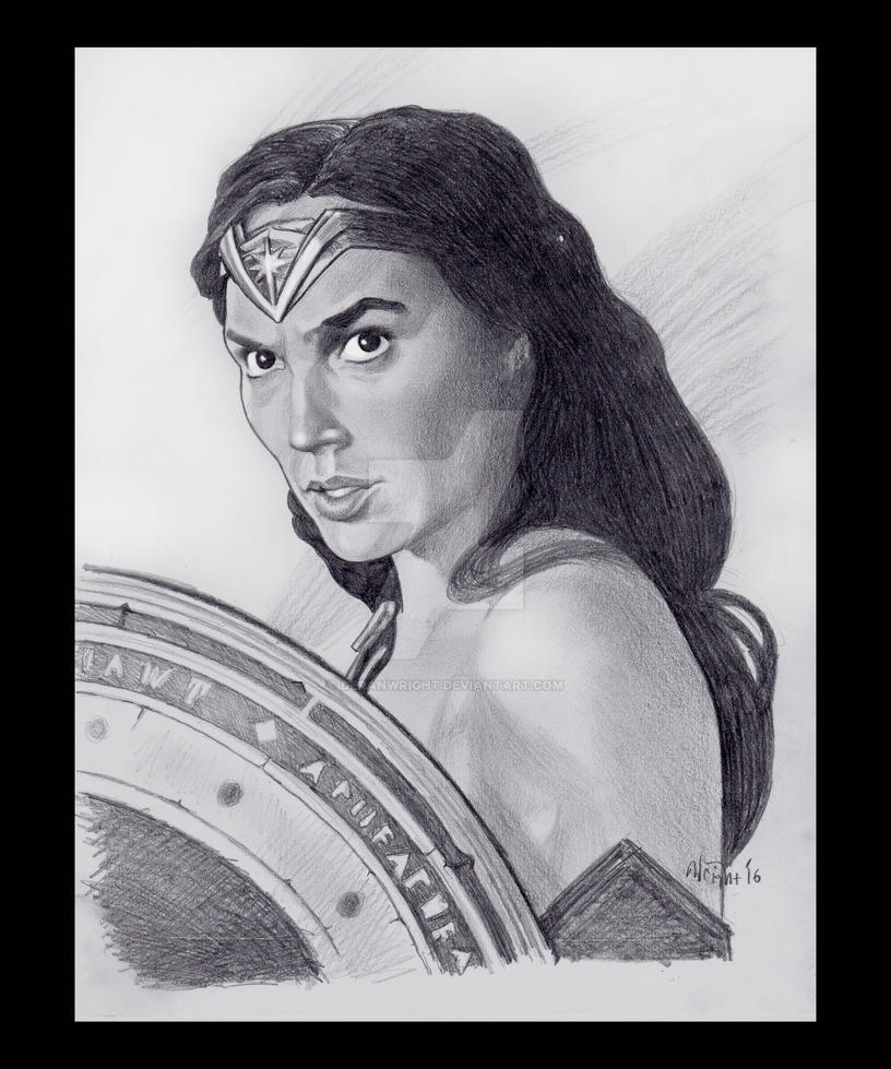 WonderWoman by DeranWright