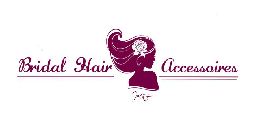 bridal hair accessoires logo