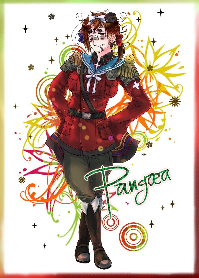 APH: Pangaea by kagami222