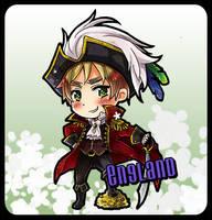 APH: England charm by kagami222