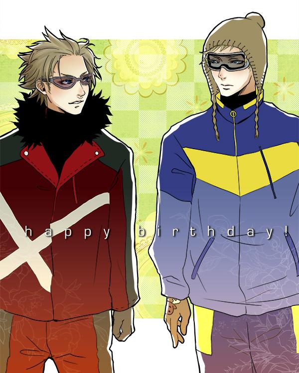 APH: Happy Birthday DenSu by kagami222