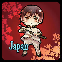 APH: Japan charm by kagami222