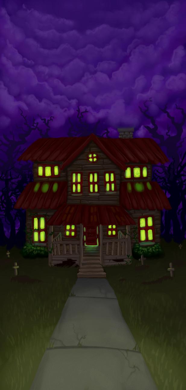 'Hideaway Inn' Concept by PumpkinBat