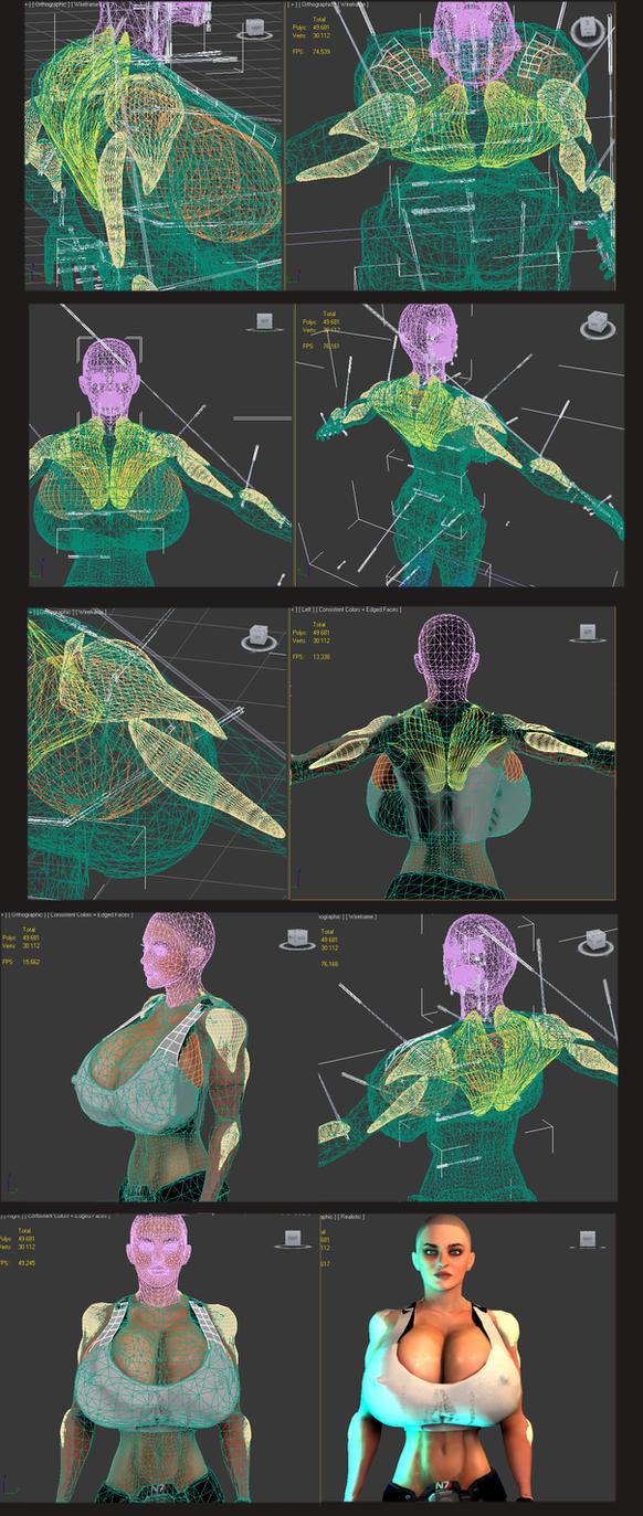 anatomy lesson 1 by Mishai